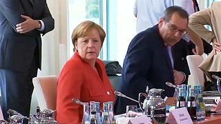 "A ambiguidade de Merkel face ao ""Dieselgate"""