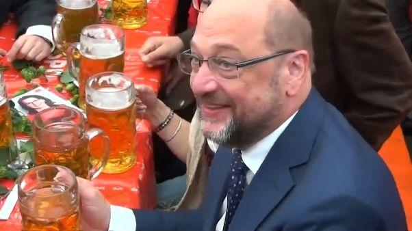 """Теледебаты в Германии: """"Не дуэль, а дуэт"""""""