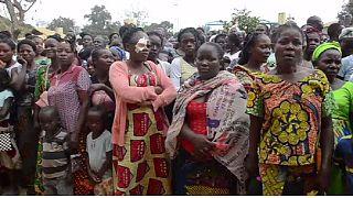 Congo : le PAM apporte une aide humanitaire aux déplacés du Pool