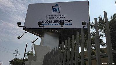 Angola : l'opposition exige un recomptage des bulletins de vote