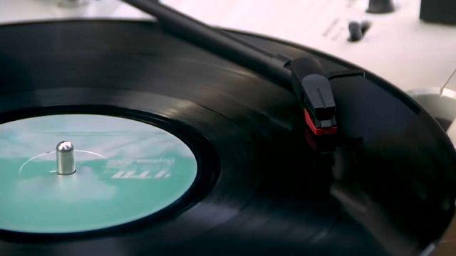 Comeback der Schallplatte in Russland