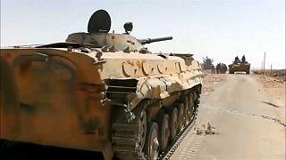 النظام السوري على وشك استرجاع دير الزور