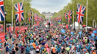 Image: Virgin London Marathon 2019