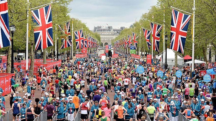 Image: Virgin London Marathon 2019