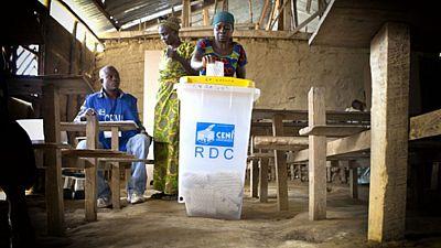 RDC : retard dans le recensement des électeurs au Kasaï