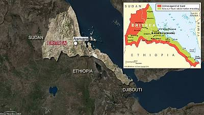 U.K. issues Eritrea security alert, cautions against travel to all borders