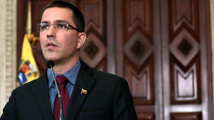 Каракас выразил протест Европе