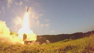 Coreia do Sul responde com fogo real à Coreia do Norte