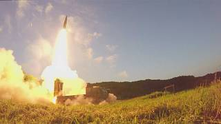 Seoul flexes its military muscle