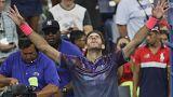 Del Potro, Federer e Nadal nos quartos de final do Open dos EUA