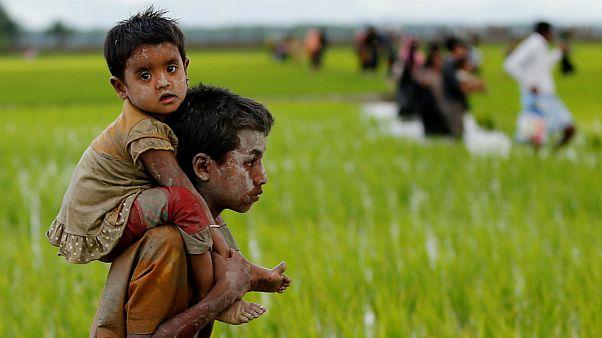 سرکوب اقلیت روهینگیا؛ «اسرائیل به فروش اسلحه به میانمار ادامه می دهد»