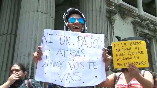 La justicia de Guatemala acepta investigar al presidente Morales