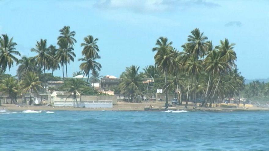 Irma, en force maximale, menace les Antilles