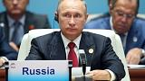 """Corée du nord : Vladimir Poutine met en garde contre """"une catastrophe mondiale"""""""