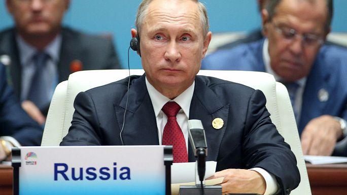 """Путин: """"Санкции для КНДР бесполезны"""""""
