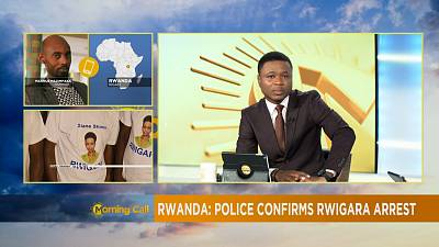 Rwanda's Diane Shima Rwigara arrested, faces charges [The Morning Call]