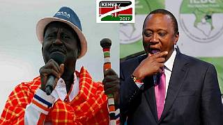 Opposition leader Odinga rejects Kenyan election re-run date