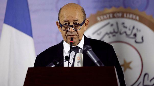 حلحلة الأزمة الليبية على سلم أولويات فرنسا