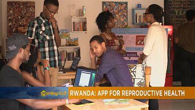 Rwandan's twins mobile app on sex education [The Morning Call]