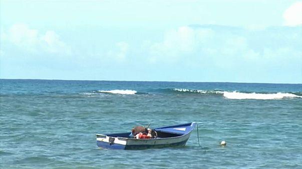 Irma alcanza la categoría 5 rumbo hacia Antigua y Barbuda