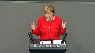 """Merkel sulla Turchia: """"È ora di rivedere i rapporti"""""""