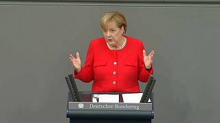 Merkel stellt EU-Beitritt der Türkei zur Disposition