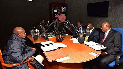 Uganda's Museveni 'educates' citizens on controversial land laws via radio