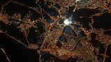 رائد فضاء روسي يلتقط صورا لمكة المكرمة من الفضاء
