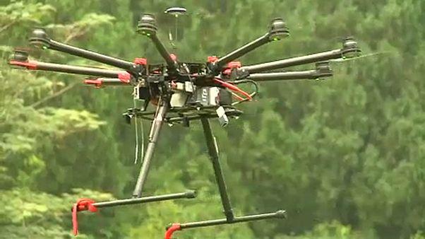 Új dróntörvény Kínában