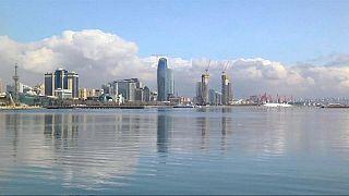 A história de uma alegada lavandaria financeira gerida pelo Azerbaijão