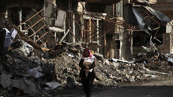 IŞİD'in Deyrezzor'daki kuşatması kırıldı