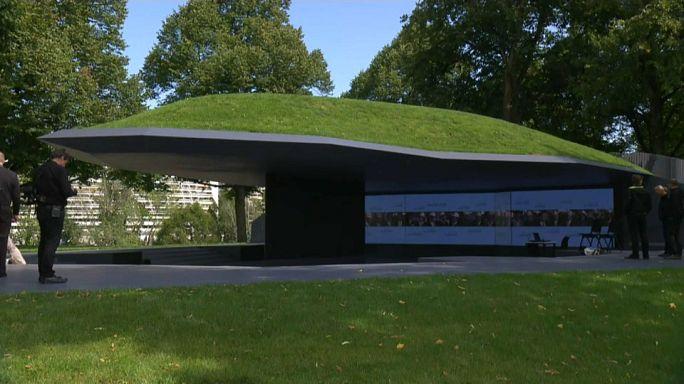 Munich 1972 : un nouveau mémorial dédié aux victimes