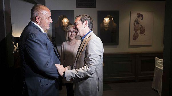 Συνάντηση Τσίπρα με τον πρωθυπουργό της Βουλγαρίας