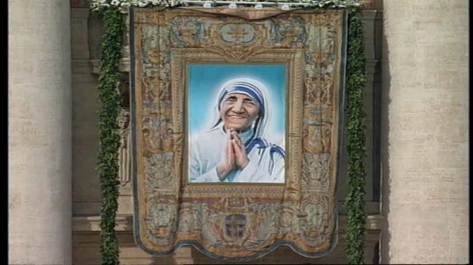 La Cathédrale Mère Teresa consacrée à Pristina