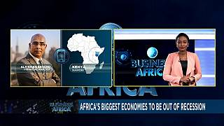 Africa's biggest economies to go out of recession [Business Africa]