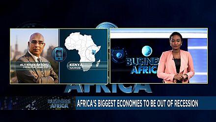 Deux grosses économies africaines sortent peu à peu de la récession[Business Africa]