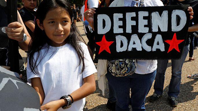 В США начали отмену программы по защите от депортации