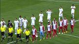 المنتخب السوري ينجح في الإبقاء على حظوظه بالتأهل إلى كأس العالم 2018