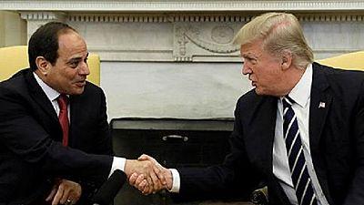 Retour des exercices militaires conjoints égypto-américains