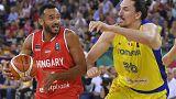 Továbbjutott a magyar válogatott a kosárlabda EB-n