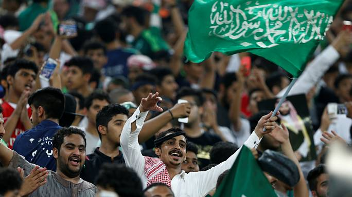 السعودية تحجز مكانها في المونديال كأول منتخب عربي في كأس العالم 2018