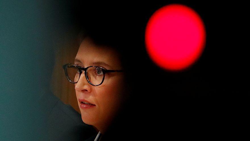 Inszeniert? AfD-Kandidatin Alice Weidel (38) verlässt ZDF-Sendung