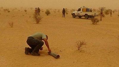 Mali-explosion d'une mine : deux Casques bleu tués, deux autres blessés