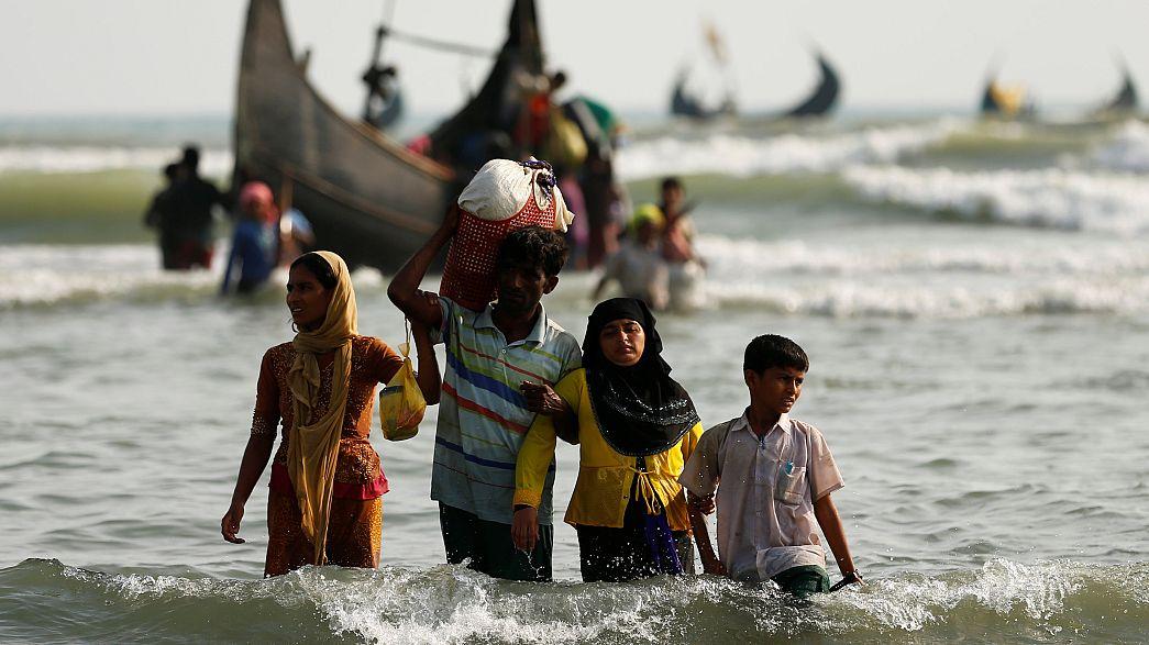 BM: Myanmar'da etnik temizlik riski var