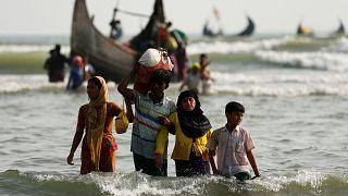آنگ سان سوچی برای نخستین بار از حقوق مسلمانان روهینگیا سخن گفت