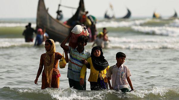 Rohingya crisis: Myanmar leader Suu Kyi hits out at 'iceberg of misinformation'