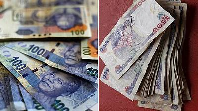 Africa's economic giants, Nigeria & South Africa, exit recession