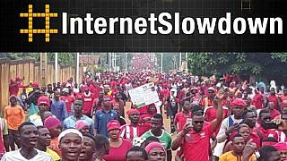 Internet shutdown amid planned anti-govt protests by Togo opposition