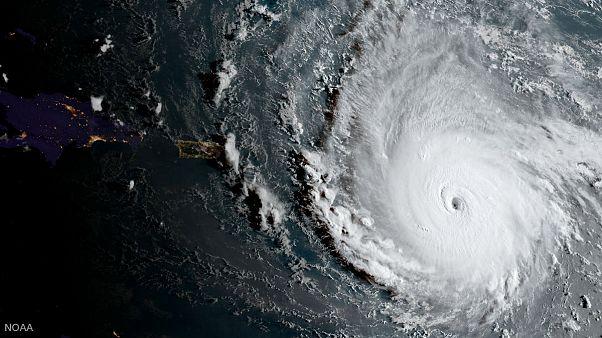 Amerika Irma kasırgası için alarma geçti
