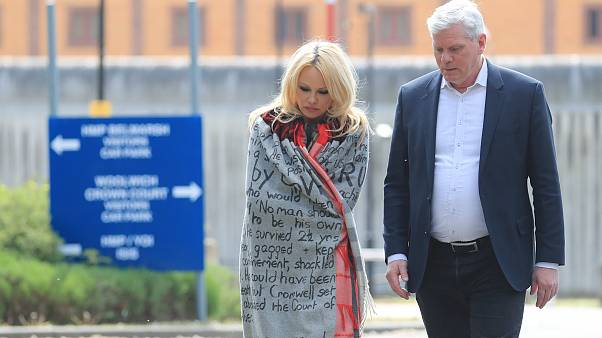 Image: Pamela Anderson